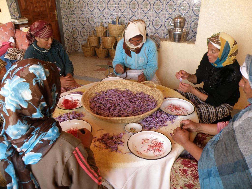 prix du gramme de safran au maroc