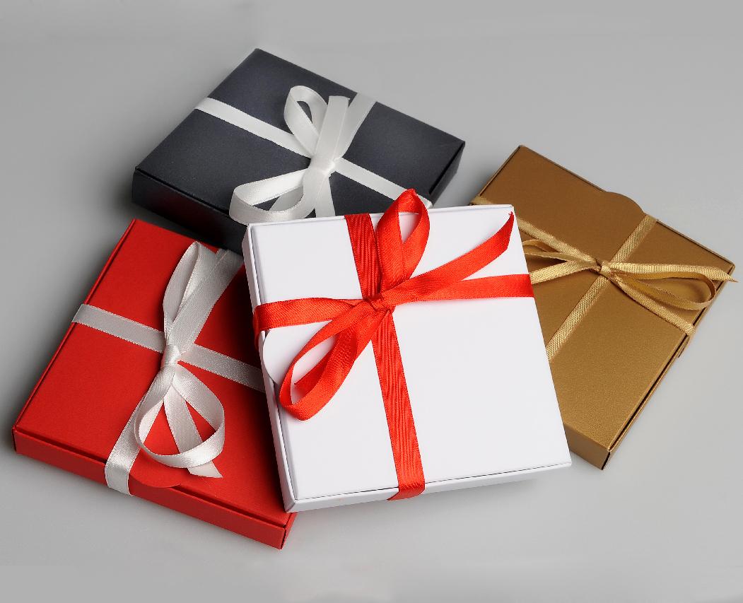 Coffrets cadeaux personnalisables